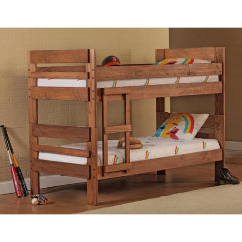 Gallery - 6008HB/FB/LD/R With Bunkie Boards Bunk Bed