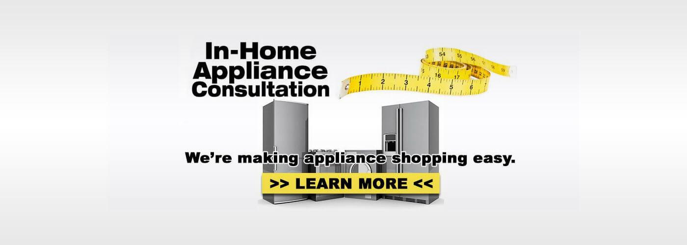 In-Home Consultations Available