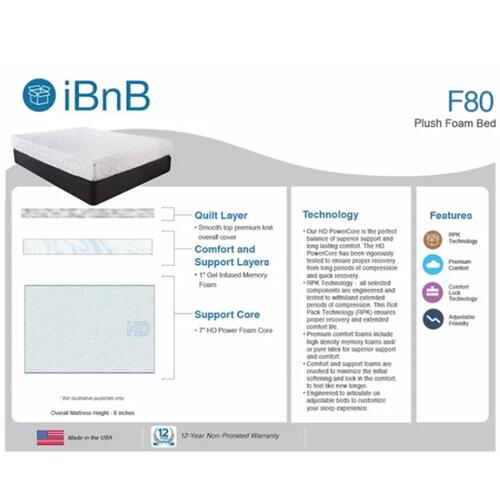 F80 - Plush - iBnB