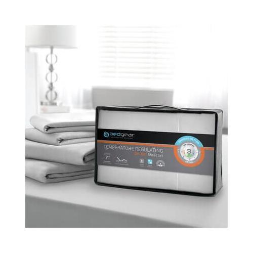 Bedgear - DRI-TEC MOISTURE WICKING PERFORMANCE SHEETS White