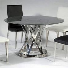Janet Chrome Table Base