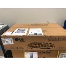 LG STUDIO 36'' Gas Cooktop **OPEN BOX ITEM** West Des Moines Location