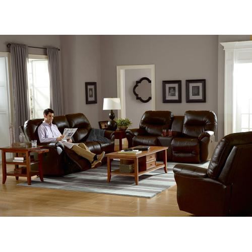 Best Home Furnishings - Bodie Leather Recliner