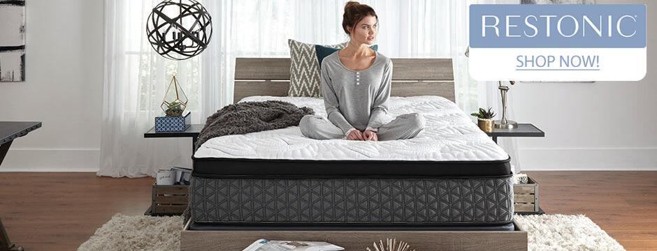 Restonic Mattresses - Shop now!