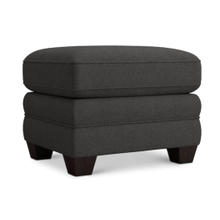 Charcoal Ottoman - Revolution Track Arm Collection