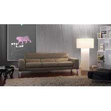 View Product - Simon Italian Leather Sofa and Loveseat by Nicoletti Calia