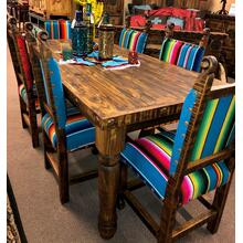 Serape 7 Piece Dining Set