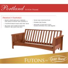 Portland Futon Frame