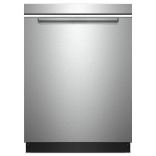 Whirlpool 47dBA Stainless Steel Top Control with Stainless Steel Tub
