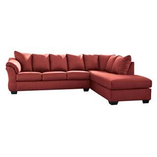 Product Image - Darcy Sectional Right Salsa
