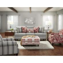 Countryside Cherry Sofa & Chair   Charcoal Accent Chair