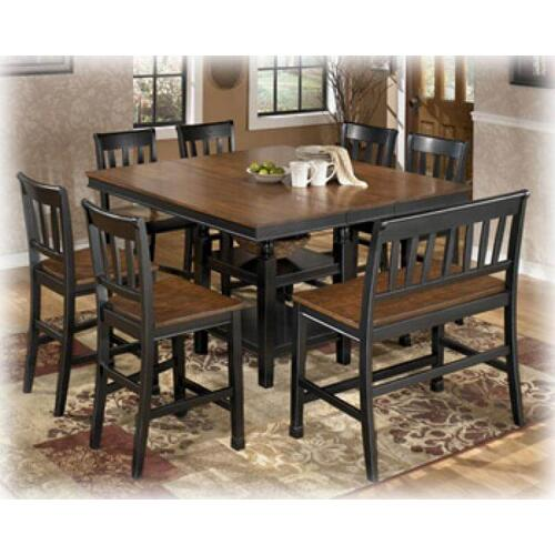 5 Piece Dining Room Set Table and 4 Chairs