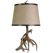 """See Details - """"Antler"""" Table Lamp"""
