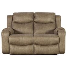 View Product - Marvel Manual Reclining Loveseat - Vintage Brown