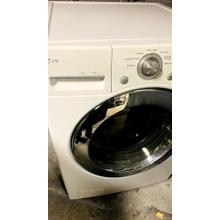 USED- 3.5 cu.ft. Large Capacity Front Load Washer with LED Display-FLWAS27W-U  SERIAL #106