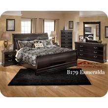 Ashley B179 Esmarelda Bedroom set Houston Texas USA Aztec Furniture