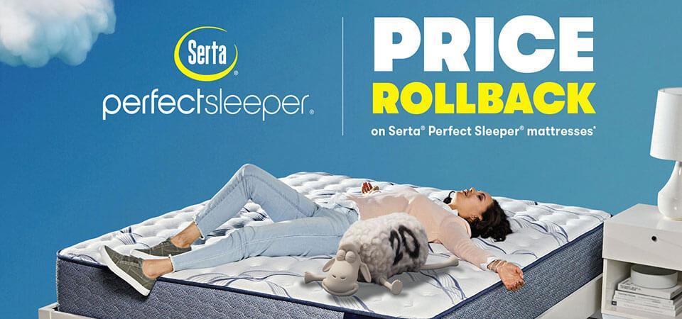 Savings on PERFECT SLEEPER