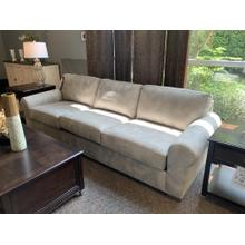Stallone Fossil Leather Sofa