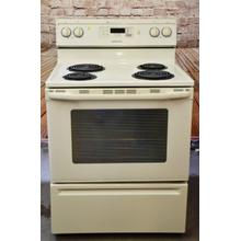 "Maytag 30"" Freestanding Coil Electric Range"