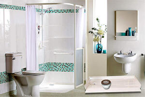 Mullen Shower System Product Image