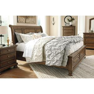 Ashley Furniture - Flynnter Bedroom available in King or Queen