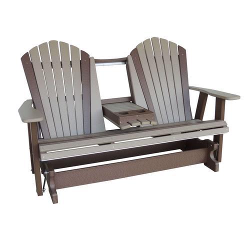 Outdoor Furniture - 5' Settee Glider