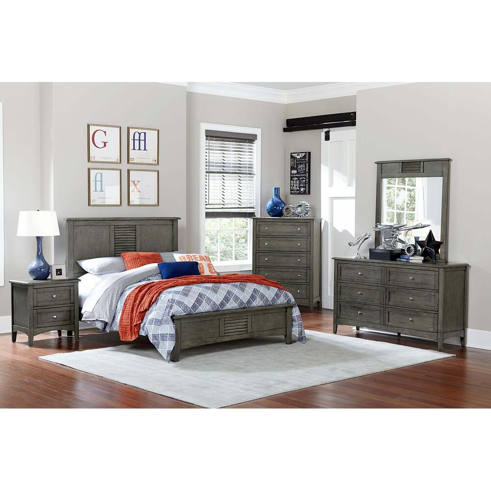 Garcia 4Pc Full Bed Set