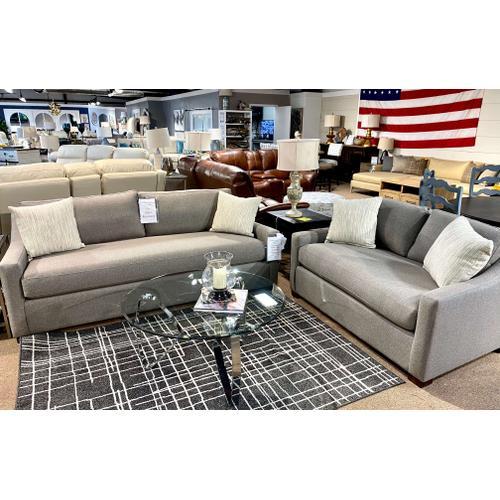 Bassett Furniture - Stain Resistant Sofa & Loveseat