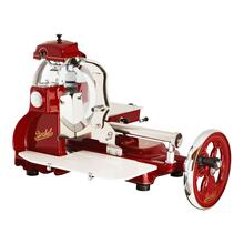 Berkel Volano B3 Flywheel Slicer, Red