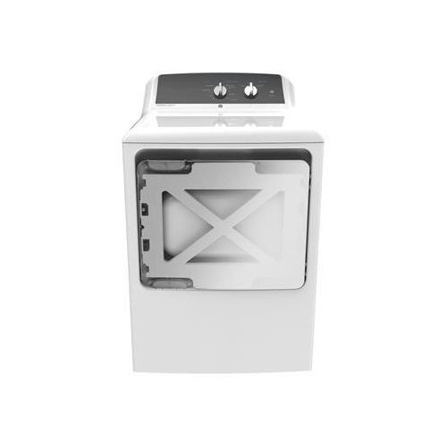 GE Appliances - GE 4.2 cu. ft. Capacity Washer with Stainless Steel Basket