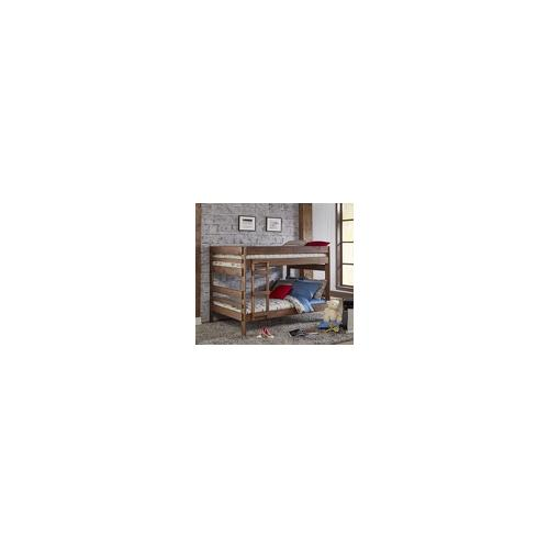 Product Image - Chestnut Full over Full Bunk Bed