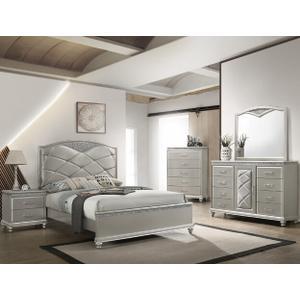 Crown Mark B4780 Valiant King Bedroom