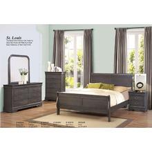 Saint Louis Bedroom Suite