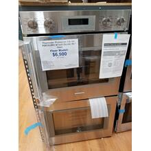 """See Details - Thermador Professional Series 30"""" Double Wall Oven POD302RW (FLOOR MODEL)"""