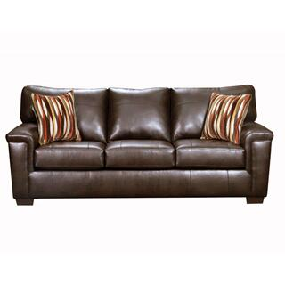 Ryder Merlot Sofa