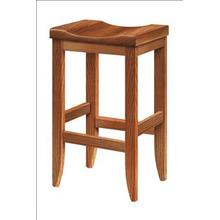 Jane Saddle Stool