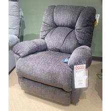 ROMULUS POWER ROCKER Recliner in Chocolate (9MP57-20076,40084)