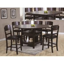 View Product - Conner - 7 pcs Dining Set