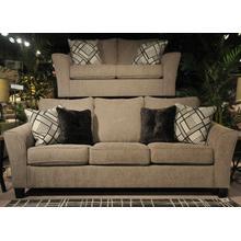 Ashley 869 Barnsley Platinum Sofa and Love
