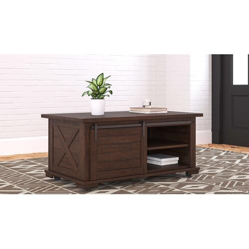 Camiburg Rectangular Coffee Table