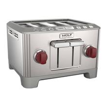 See Details - Wolf Gourmet - Toaster - 4 Slice