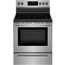 See Details - 5.4 cu. ft. Self-Cleaning Electric Range