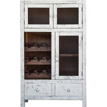 Aaron Wine Cabinet