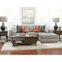 See Details - Monroe Ash Sectional