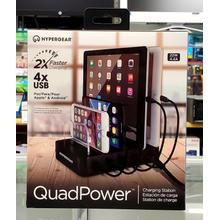 QuadPower USB Charging Hub