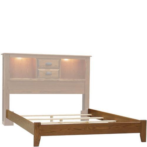 Wolfcraft Furniture - Universal King Low Footboard Frame Kit