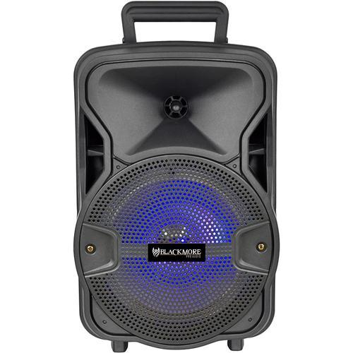 Blackmore Pro Audio PA System, Black, BJS-209BT
