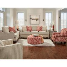 LM5970  Sofa, Loveseat, & Chairs (2) - Longevity Muslin