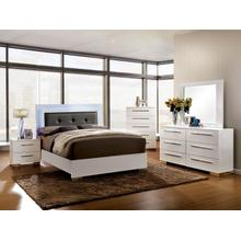 Clementine 4Pc Full Bed Set