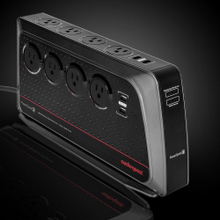 View Product - 8 Outlet AC Power Conditioner/Surge Protector